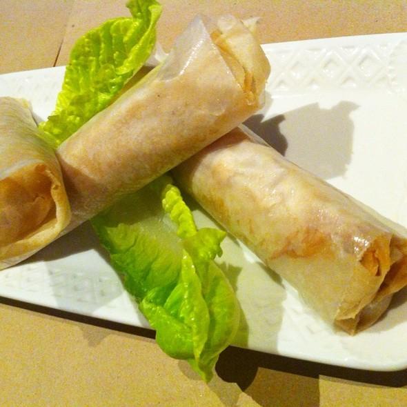 Fresh Lumpia @ Aracama Filipino Cuisine