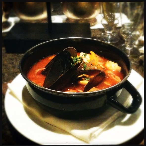 Cioppino @ YEW seafood + bar