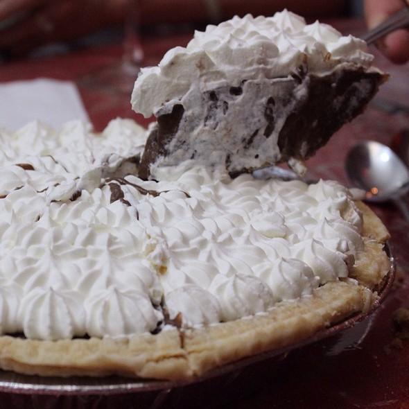 Chocolate Haupia Pie @ Food Pantry Ltd