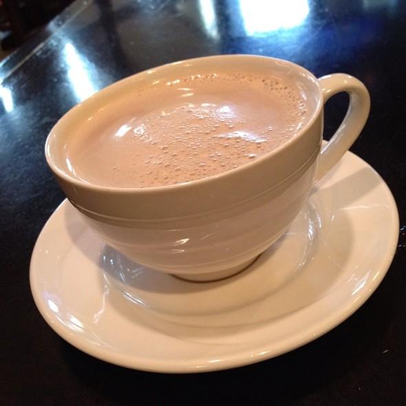 Cafe Latte - Juliette's Bistro at Omni Jacksonville Hotel, Jacksonville, FL