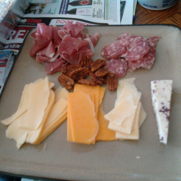 Cheese Plate @ Casa De Fo