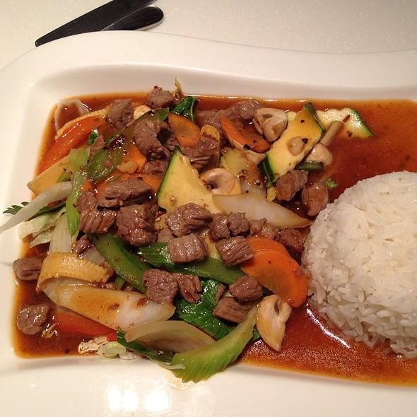 Pepper Beef @ Asia Gourmet