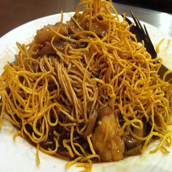 North Park Crispy Noodles @ Next Door Noodle House