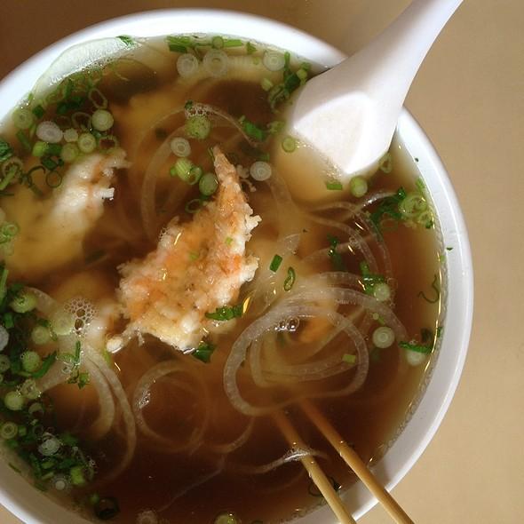 Pho @ Saigon Restaurant