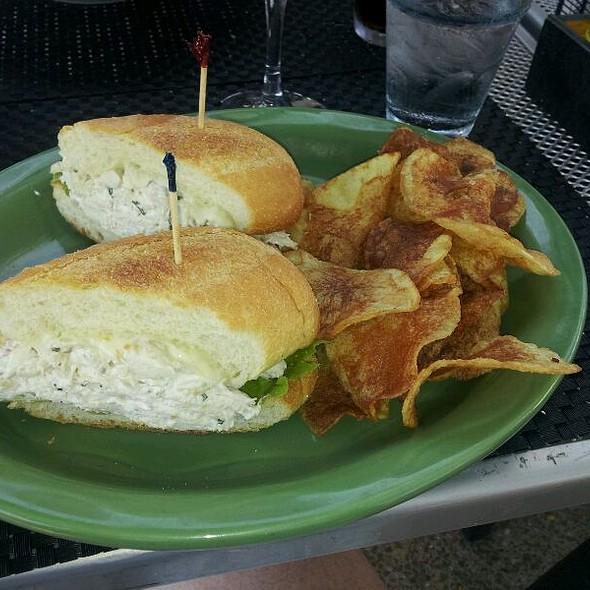Tarragon Chicken Salad Sandwich - Convito Cafe and Market, Wilmette, IL