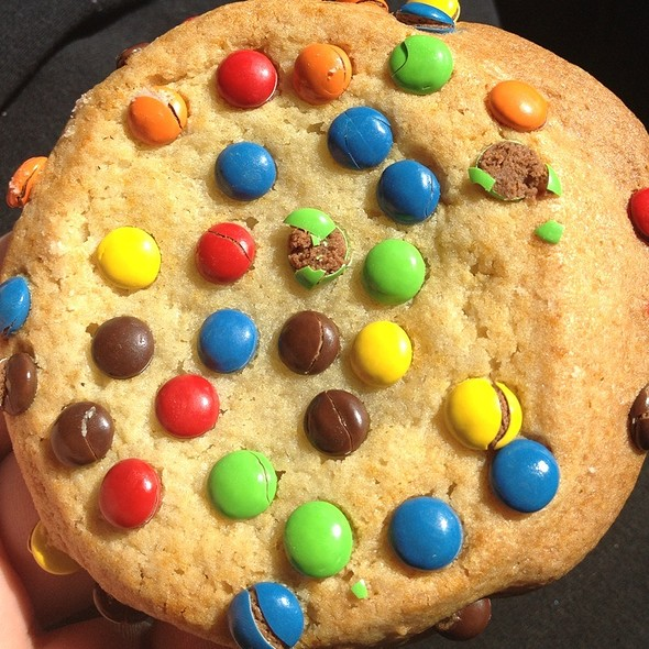 M&M Cookie @ Panera Llc
