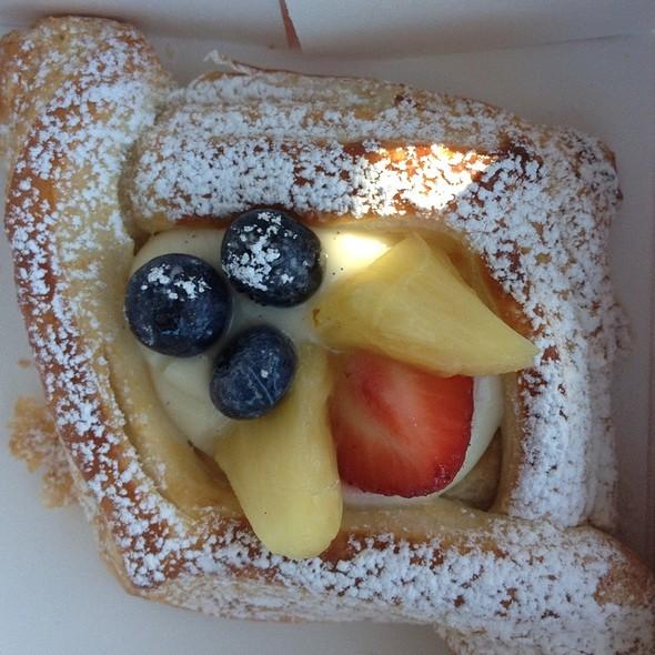 Fruit and Cream Cheese Pastry @ Panera Llc