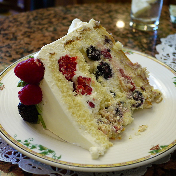Triple Berry Shortcake @ Sweet Lady Jane Bakery
