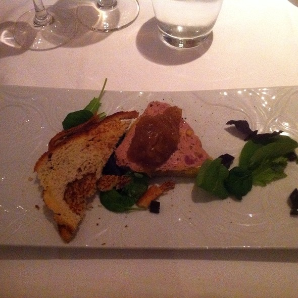 Foie Gras And Pork Terrine