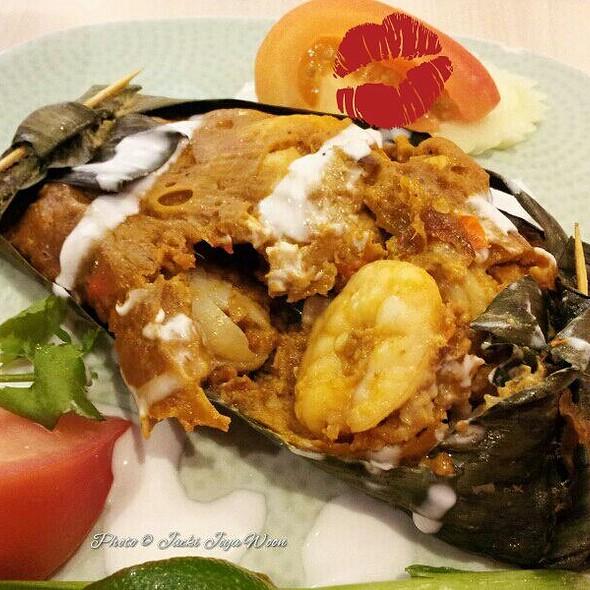 Thai Seafood Otah