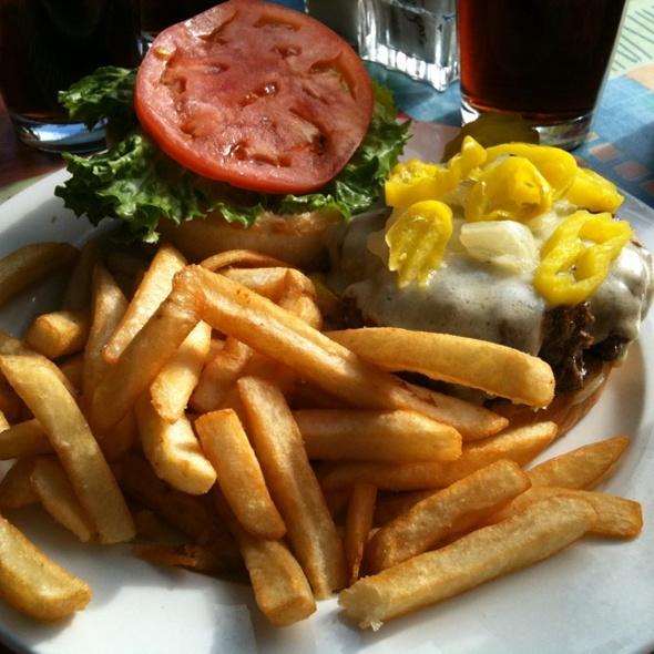 Burger Madness Burger @ Arthur's