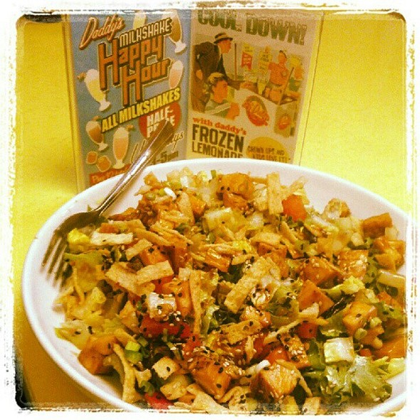 Thai Cobb Salad - Big Daddy's - Gramercy Park, New York, NY
