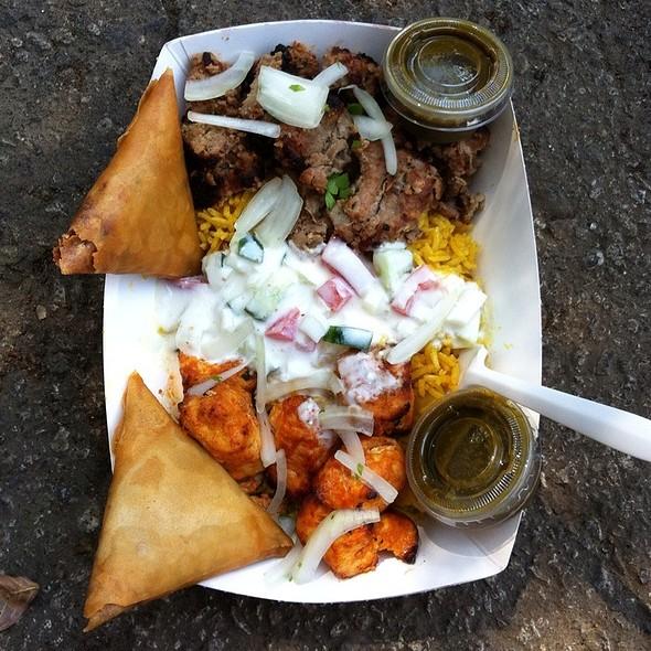 The (Modified) Tony @ Rickshaw Stop (Food Truck)