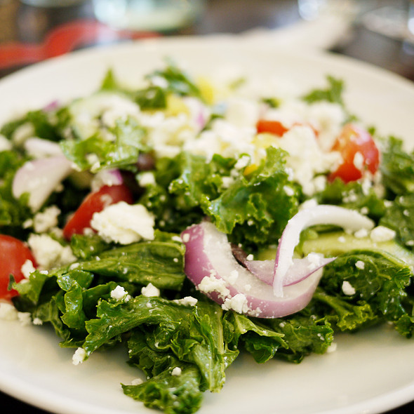 Kale Salad - Brinkley's Broome St., New York, NY