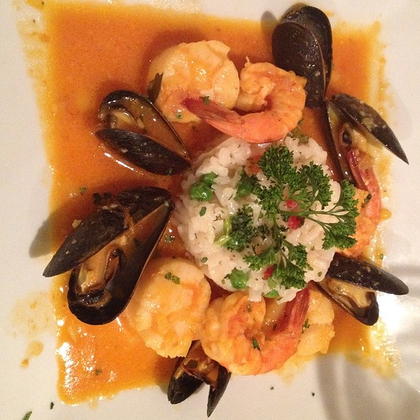 Seafood Risotto - Tavira, Chevy Chase
