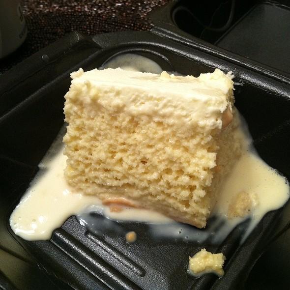 Tres Leche Cake @ Chicken Fiesta
