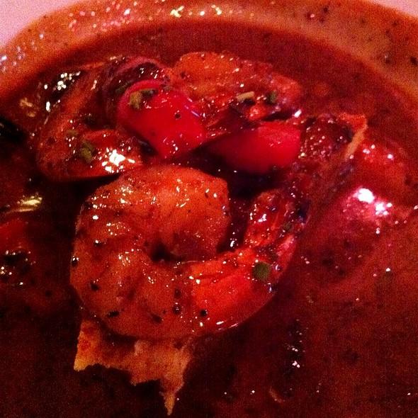 shrimp appetizer @ House Of Blues
