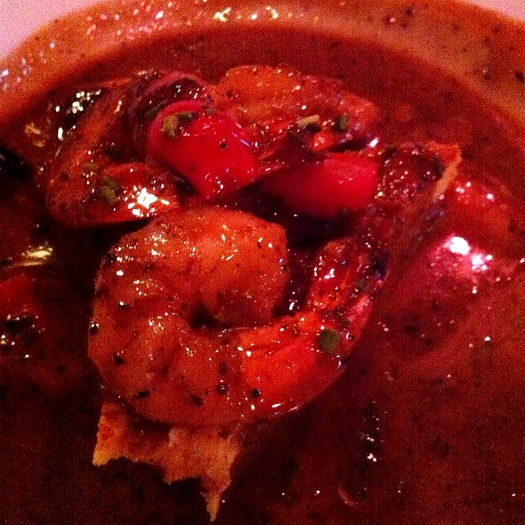 shrimp appetizer @ House Of Blues