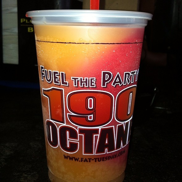 190 Octane And Hurricane @ Fat Tuesday's