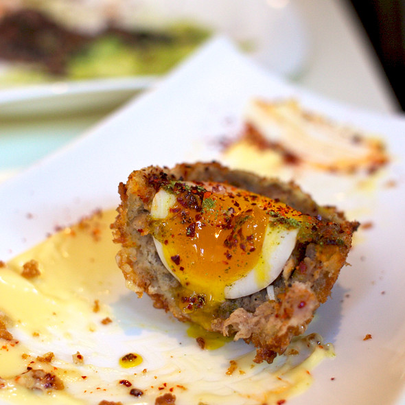 Scotch Eggs @ The Toucan And The Lion