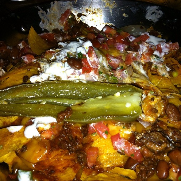 Nachos @ Wildwood Barbeque