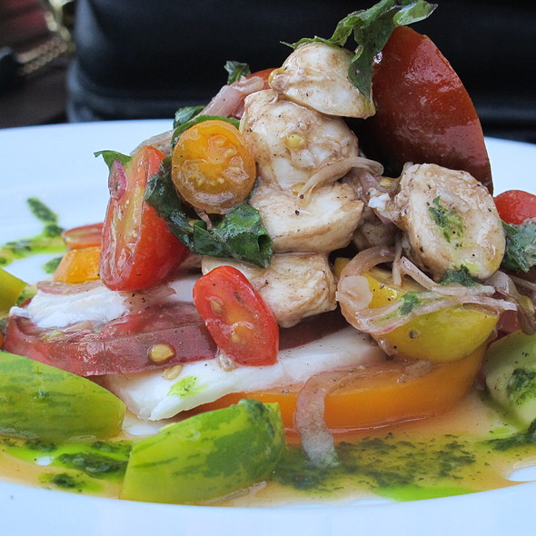 Caprese Salad @ Red Rabbit Kitchen & Bar