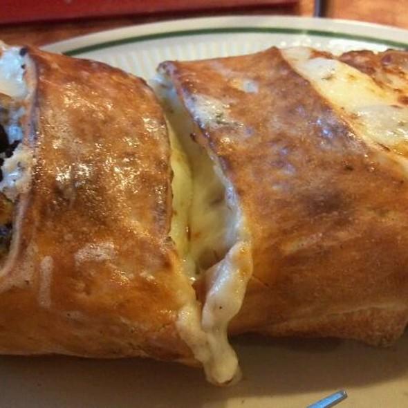 Stomboli Roll @ Maggie's Pizza & Deli