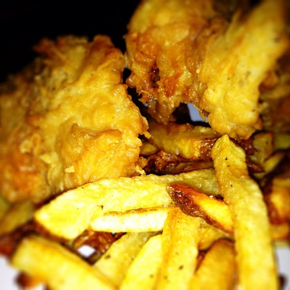 Belfast Fish And Chips - Keg & Kitchen, Westmont, NJ