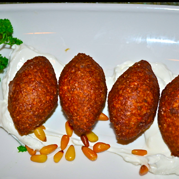 Kibbeh - Lebanese Taverna - Baltimore, Baltimore, MD