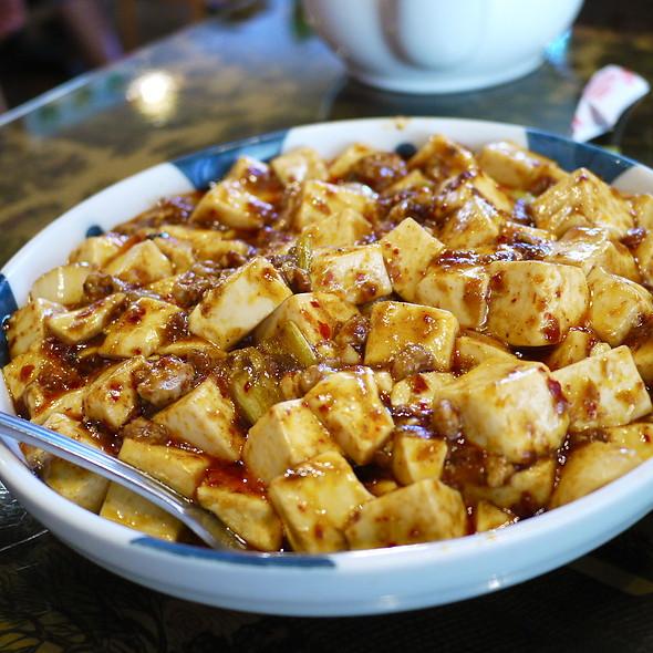 Ma Po Tofu @ Tasty Noodle House