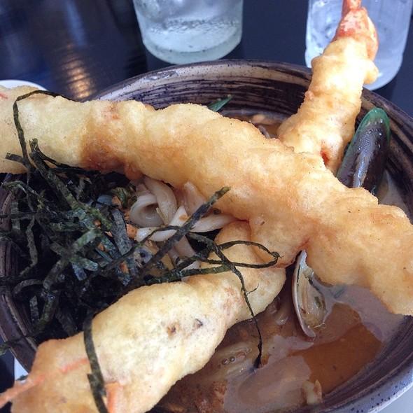 Spicy Seafood Ramen @ Sensei