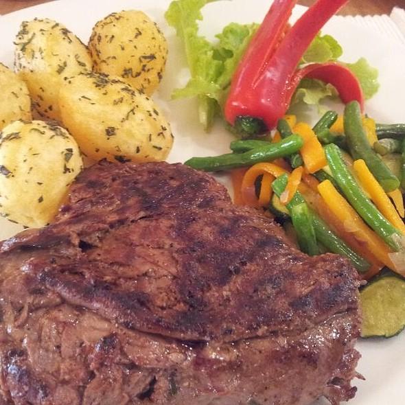 Fillet Steak @ Secret Garden