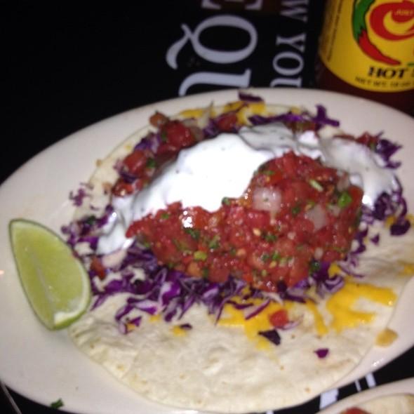 Wahoo Fish Tacos @ South Beach Bar And Grill