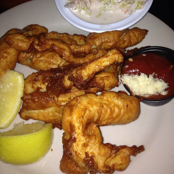 Fried Calamari @ South Beach Bar And Grill