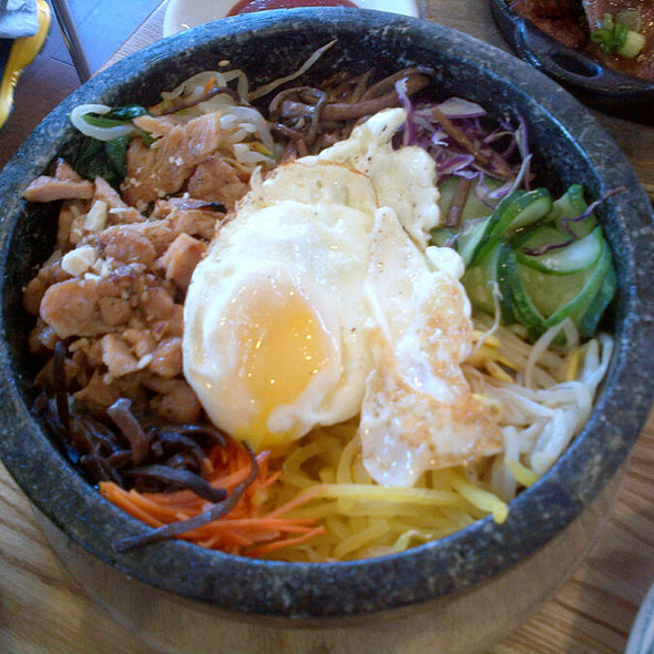 Dolsot Bibimbap @ Spoon Korean Bistro