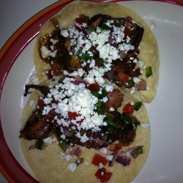 Tacos de Pulpo - Rosarito Fish Shack, Brooklyn, NY