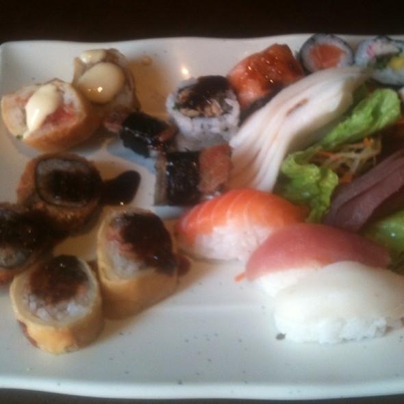 Rodízio de Sushi @ Harumi Sushi