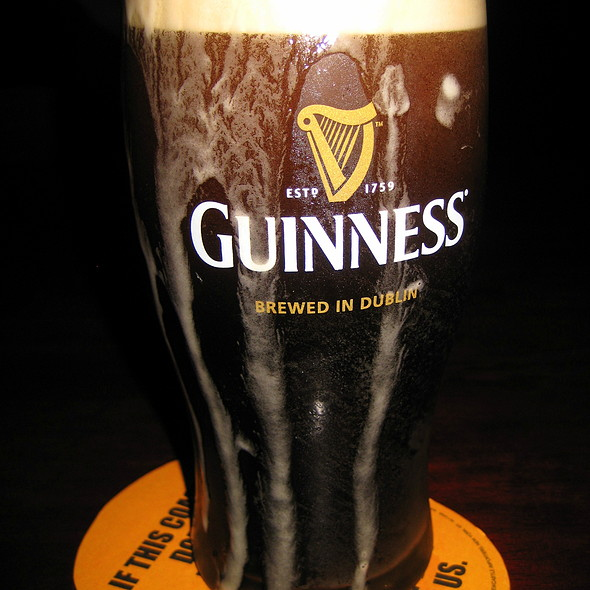 Guinness - fadó Irish Pub & Restaurant - Miami, Miami, FL