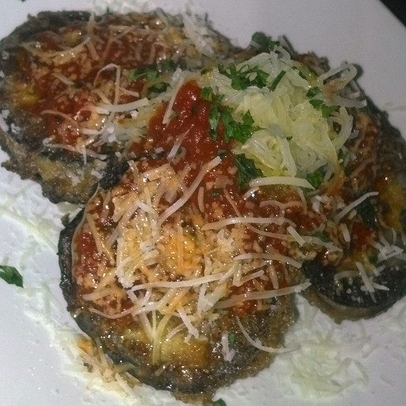 Eggplant Francaise @ City Cafe Inc