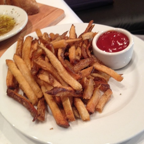 Handcut French Fries - Bistro 41, Fort Myers, FL