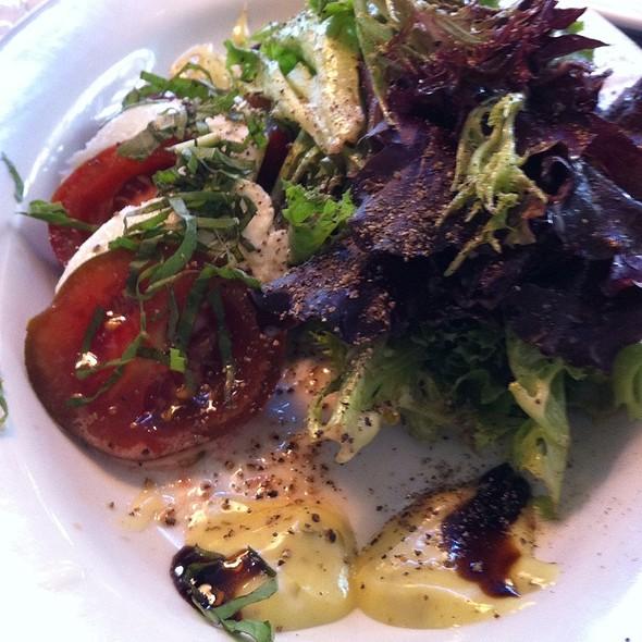 Tomato & Mozzarella Capri @ Brio Tuscan Grille