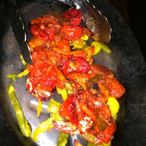 Tandoori Prawns - Taj Restaurant, New York, NY