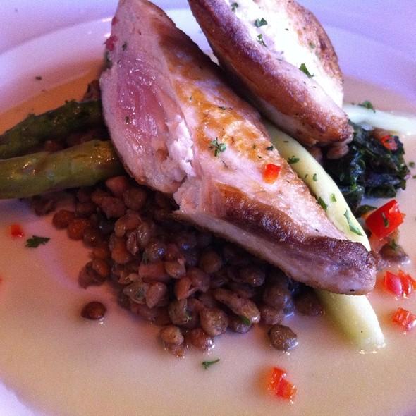 Seared Ahi Tuna - Jake's Grill - Portland, Portland, OR