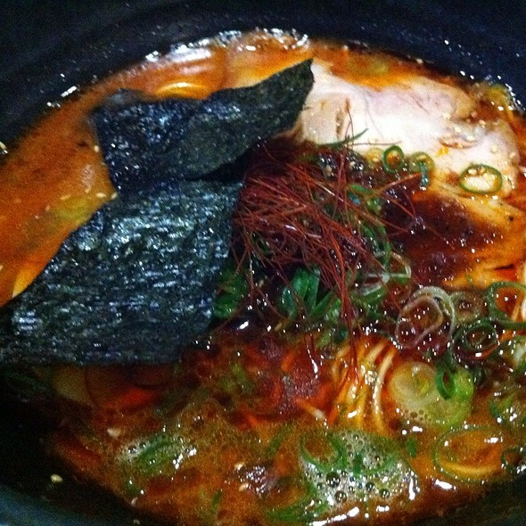 Tonkotsu Ramen @ Taro's