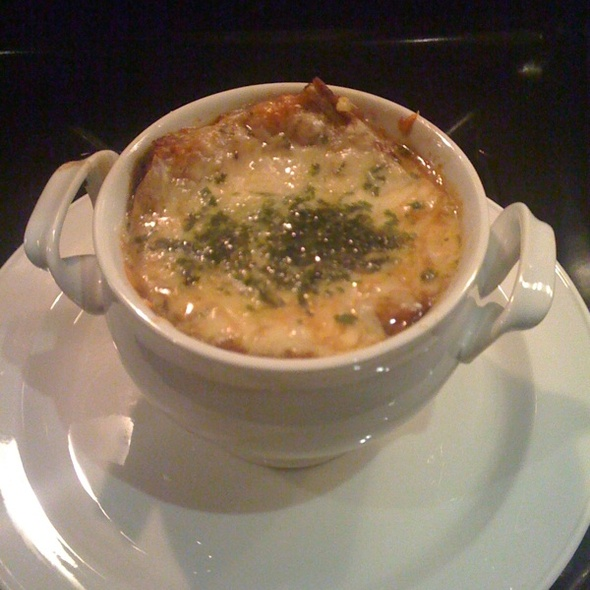French Onion Soup @ My Place