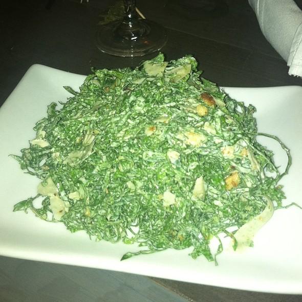 Kale Caesar Salad @ Salvation Cafe