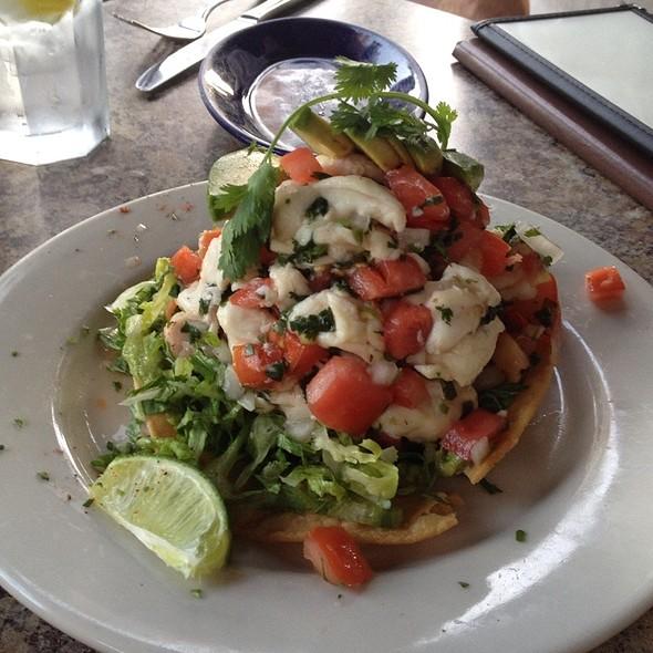 Halibut Ceviche - Cava Restaurant & Bar, Santa Barbara, CA