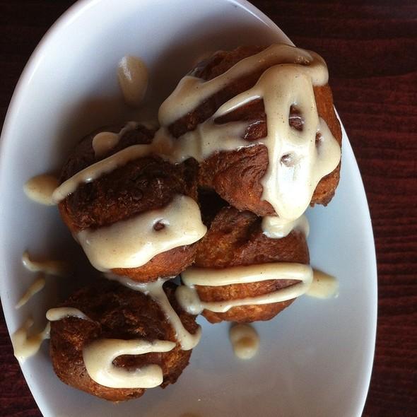 Cinnamon Roll Bites - Black Pearl Restaurant, Denver, CO