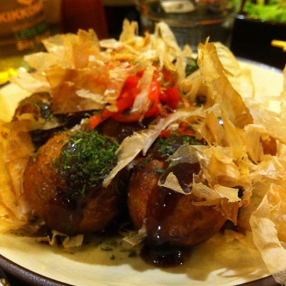 Takoyaki @ Izakaya