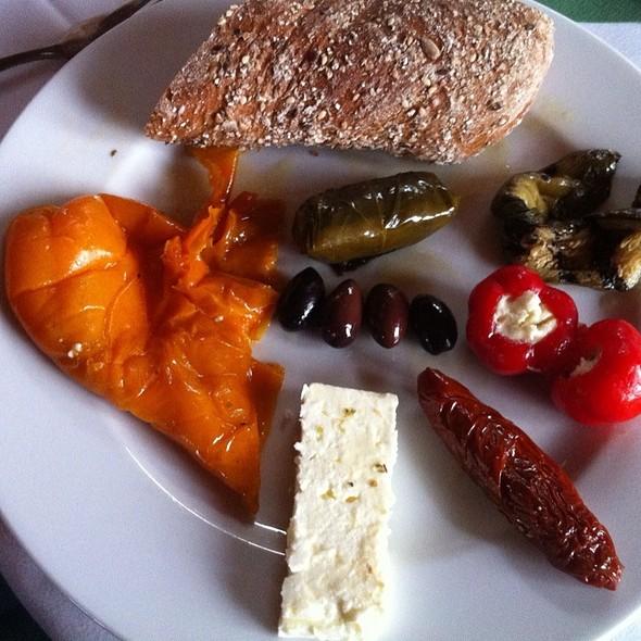 Mixed Appetizer Platter